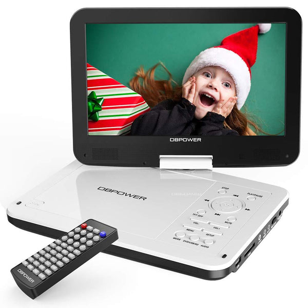"DBPOWER 12"" Portable DVD Player"