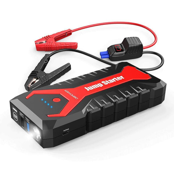 DBPOWER 2000A 20800mAh Portable Car Jump Starter (up to 8.0L Gas/6.5L Diesel Engines) - ValueLink Shop
