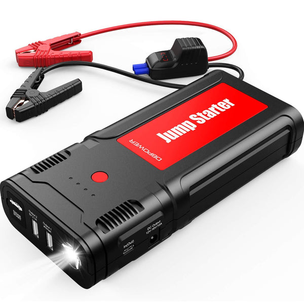 DBPOWER 2500A 21800mAh Portable Car Jump Starter - ValueLink Shop