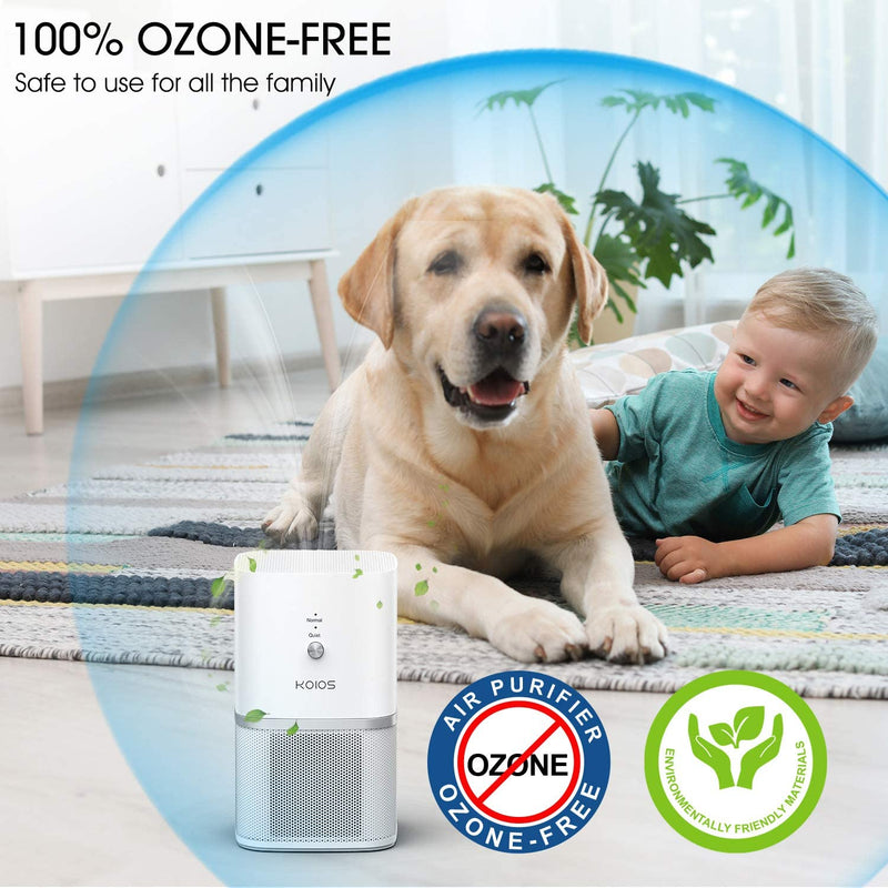 KOIOS PM1220 True Hepa Filter Air Purifier - ValueLink Shop