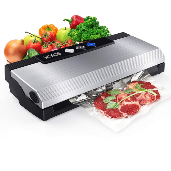 KOIOS 80Kpa Automatic Vacuum Food Sealer Machine - ValueLink Shop