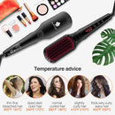 MiroPure 2-in-1 Ionic Enhanced Hair Straightener Brush