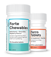 Forte Multivitamin Chewable