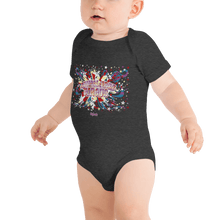 Load image into Gallery viewer, Baby Body Baby Body Aighard Dark Grey Heather 3-6m 2 8782004 Baby Body