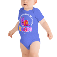 Load image into Gallery viewer, Baby Body Baby Body Aighard Heather Columbia Blue 3-6m 3 6175727 Baby Body