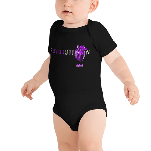 Revolution (Purple) | Baby Body Aighard Merchandise Webshop Activist Anti Activism