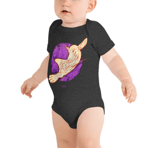 Baby Body Baby Body Aighard Dark Grey Heather 3-6m 2 2261938 Baby Body