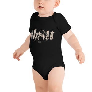 Baby Body Baby Body Aighard Black 3-6m 1 2245402 Baby Body