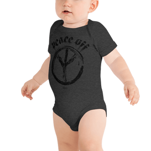 Baby Body Baby Body Aighard Dark Grey Heather 3-6m 2 7481677 Baby Body