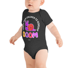 Load image into Gallery viewer, Baby Body Baby Body Aighard Dark Grey Heather 3-6m 2 1011315 Baby Body