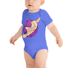 Load image into Gallery viewer, Baby Body Baby Body Aighard Heather Columbia Blue 3-6m 5 9066550 Baby Body