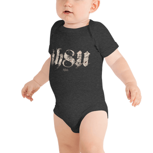 Baby Body Baby Body Aighard Dark Grey Heather 3-6m 2 9612884 Baby Body