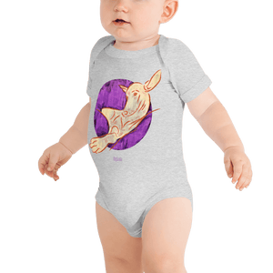 Baby Body Baby Body Aighard Athletic Heather 3-6m 3 6160712 Baby Body