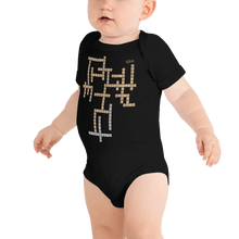 Load image into Gallery viewer, Baby Body Aighard Black 3-6m 1 6249630_9446 Baby Body