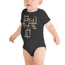 Load image into Gallery viewer, Baby Body Aighard Dark Grey Heather 3-6m 3 6249630_9450 Baby Body