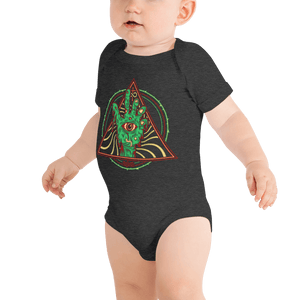 Baby Body Aighard Dark Grey Heather 3-6m 2 9297715_9450 Baby Body