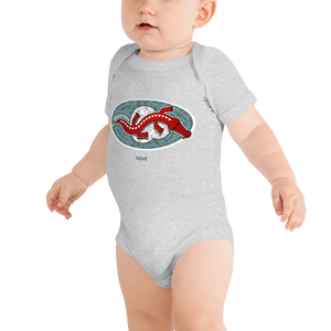 Baby Body Baby Body Aighard Athletic Heather 3-6m 5 3321402_10333 Baby Body
