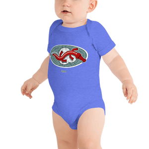 Baby Body Baby Body Aighard Heather Columbia Blue 3-6m 4 3321402_9454 Baby Body
