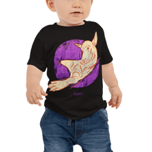 Load image into Gallery viewer, Baby T-shirt Baby T-shirt Aighard Black 6-12m 1 7265547 Baby T-shirt
