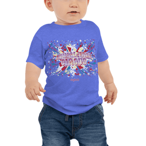 Baby T-shirt Baby T-shirt Aighard Heather Columbia Blue 6-12m 2 5140152 Baby T-shirt
