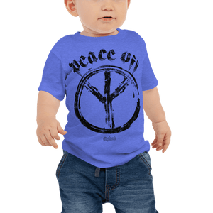 Baby T-shirt Baby T-shirt Aighard Heather Columbia Blue 6-12m 3 5087521 Baby T-shirt