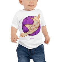 Load image into Gallery viewer, Baby T-shirt Baby T-shirt Aighard White 6-12m 2 9380825 Baby T-shirt
