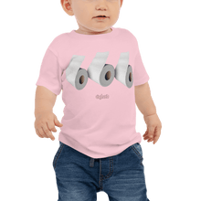 Load image into Gallery viewer, Baby T-shirt Baby T-shirt Aighard Pink 6-12m 4 6542535_9591 Baby T-shirt