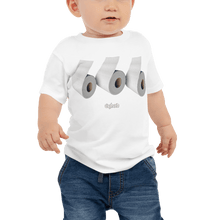 Load image into Gallery viewer, Baby T-shirt Baby T-shirt Aighard White 6-12m 2 6542535_9403 Baby T-shirt