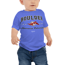 Load image into Gallery viewer, Baby T-shirt (Variants) Aighard Heather Columbia Blue 6-12m 2 8201520_9415 Baby T-shirt (Variants)