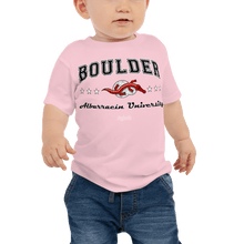 Load image into Gallery viewer, Baby T-shirt (Variants) Aighard Pink 6-12m 3 8201520_9591 Baby T-shirt (Variants)