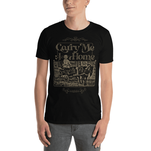 Carry Me Home | Unisex T-shirt Aighard Merchandise Webshop Carry Me Home DCLXVI 666