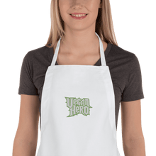 Load image into Gallery viewer, Embroidered Apron Embroidered Apron Aighard White 3 8347425 Embroidered Apron