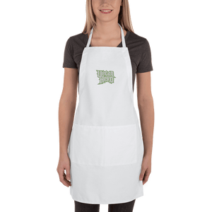 Embroidered Apron Embroidered Apron Aighard Black 4 4688935 Embroidered Apron