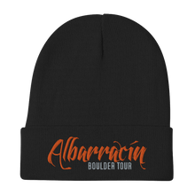 Load image into Gallery viewer, Embroidered Beanie Embroidered Beanie Aighard Black 1 4777655_4522 Embroidered Beanie