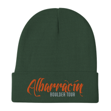 Load image into Gallery viewer, Embroidered Beanie Embroidered Beanie Aighard Dark green 5 4777655_4526 Embroidered Beanie