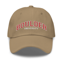 Load image into Gallery viewer, Embroidered Dad Cap Embroidered Dad Cap Hat Aighard Khaki 7 8102884_7855 Embroidered Dad Cap