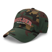 Load image into Gallery viewer, Embroidered Dad Cap Embroidered Dad Cap Hat Aighard Green Camo 2 8102884_9794 Embroidered Dad Cap