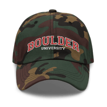 Load image into Gallery viewer, Embroidered Dad Cap Embroidered Dad Cap Hat Aighard Green Camo 1 8102884_9794 Embroidered Dad Cap