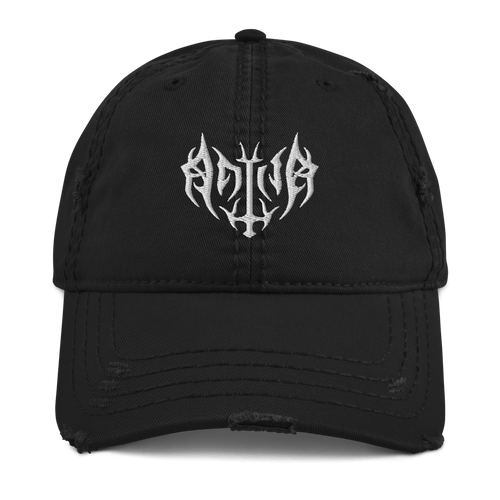 Antifa | Distressed Cap Aighard Merchandise Webshop activist antifa