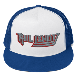 Embroidered Trucker Cap Aighard