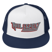 Load image into Gallery viewer, Embroidered Trucker Cap Aighard