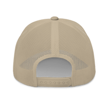 Load image into Gallery viewer, Embroidered Trucker Cap Embroidered Trucker Cap Hat Aighard Khaki 17 6534881_8752 Embroidered Trucker Cap