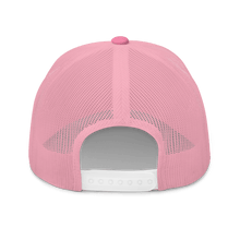 Load image into Gallery viewer, Embroidered Trucker Cap Embroidered Trucker Cap Hat Aighard Pink 20 6534881_8753 Embroidered Trucker Cap
