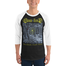 Load image into Gallery viewer, Unisex 3/4 Sleeve Raglan Shirt Unisex 3/4 Sleeve Raglan Shirt Aighard XS 1 2254589_8158 Unisex 3/4 Sleeve Raglan Shirt