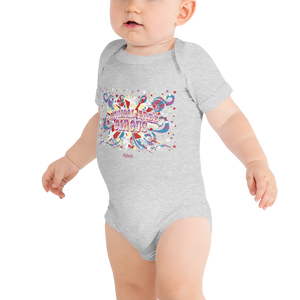 Baby Body Baby Body Aighard Athletic Heather 3-6m 3 2700031 Baby Body