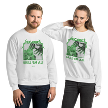 Load image into Gallery viewer, Unisex Sweatshirt Unisex Sweatshirt Aighard White S 4 4070655 Unisex Sweatshirt