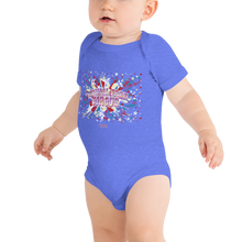 Load image into Gallery viewer, Baby Body Baby Body Aighard Heather Columbia Blue 3-6m 4 3695080 Baby Body