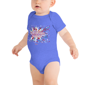 Baby Body Baby Body Aighard Heather Columbia Blue 3-6m 4 3695080 Baby Body