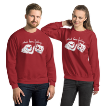 Load image into Gallery viewer, Unisex Sweatshirt Unisex Sweatshirt Aighard Red S 9 6552612 Unisex Sweatshirt
