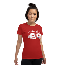 Load image into Gallery viewer, Woman T-shirt Woman T-shirt Aighard Red S 6 5126871 Woman T-shirt